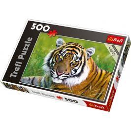 TREFL - Puzzle Tiger