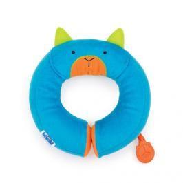TRUNKI - Cestovní polštářek na krk - Yondi - Modrý