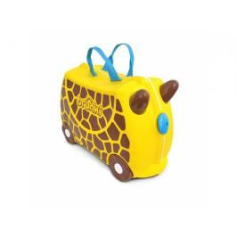TRUNKI - Kufřík + odrážedlo Gerry Giraffe