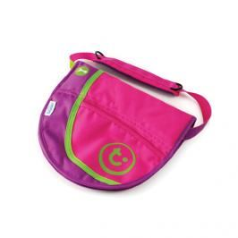 TRUNKI - Taška Saddle bag - Růžová