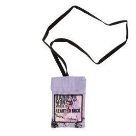 VADOBAG - Obal na mobilní telefon Hannah Montana - col. Purple