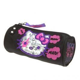Vadobag - Školní kapsička Hello Kitty, černá