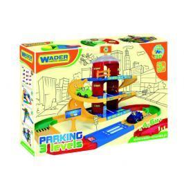 WADER - Kid Cars 3D Garáž 3 patra