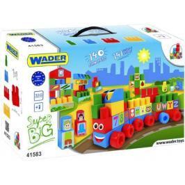 WADER - Stavebnice Middle Blocks Super Big 41583