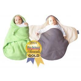 WALLABOO - Baby blanket Coco, col.Moon night