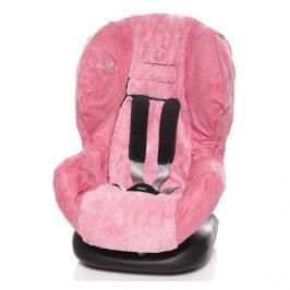 WALLABOO - Dětský potah na autosedačku 9 - 18 kg, Růžová