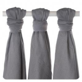 XKKO - BMB barvy 70x70 - stříbrné barvy (3ks)