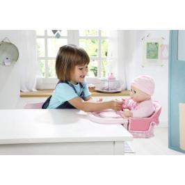 ZAPF CREATION - Baby Annabell Jídelní židle s uchycením na stůl 701126