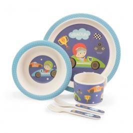 ZOPA - Bambusová sada nádobí, Little racer