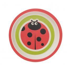 ZOPA - Bambusový talířek, Ladybird
