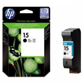 HP No. 15, 25ml, 660 stran - originální (C6615DE)