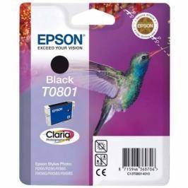 Epson T0801, 7,4ml  - originální (C13T08014011)