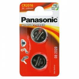 Panasonic CR2016, blistr 2ks