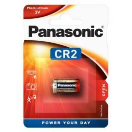 Panasonic CR2, blistr 1ks