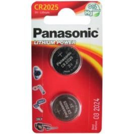 Panasonic CR2025, blistr 2ks
