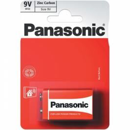Panasonic 9V, 6F22, blistr 1 ks (7954)