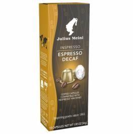 Julius Meinl Inspresso Espresso Decaf, 10x 5,4 g (448380)