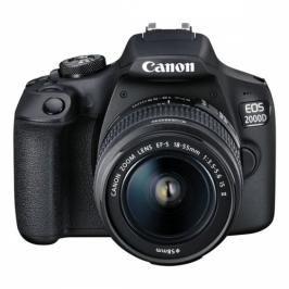 Canon 2000D + 18-55 IS II + 50 f/1.8 STM (2728C022AA)