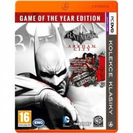 CENEGA PKK BATMAN ARKHAM CITY GOTY (346572)