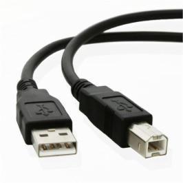AQ USB B - USB 2.0 A M/M, 1,8 m (xaqcc62018)