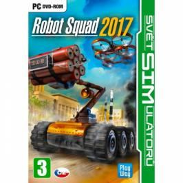 PlayWay PC SIM: Robot Squad 2017 (421897)