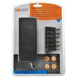 Solight DA33 univerzální pro notebooky, 90 W, 6 koncovek, automat (268449)