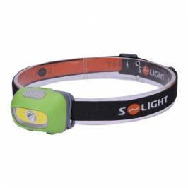 Solight 3W + 3W COB bílé a červené světlo 3x AAA (WH24)
