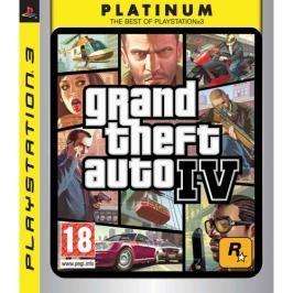 PS3 GTA 4 PLATINUM (205883)