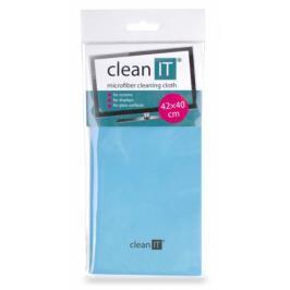 Clean IT z mikrovlákna, velká světle modrá (CL-700)