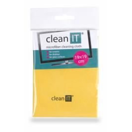 Clean IT z mikrovlákna, malá žlutá (CL-712)