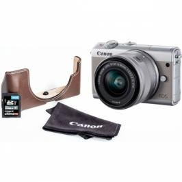 Canon M100 + M 15-45 + EH31FJ + 16 GB karta (2211C069)