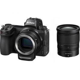 Nikon Z6 + 24-70 + adaptér bajonetu FTZ KIT (VOA020K003)