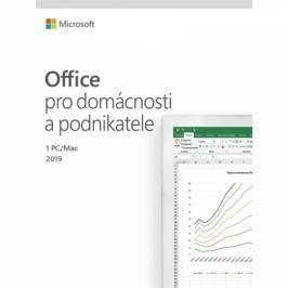 Microsoft Office 2019 pro domácnosti a podnikatele CZ (T5D-03195)