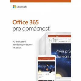 Microsoft 365 pro rodiny CZ (6GQ-00898)