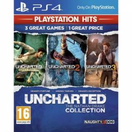 Sony Uncharted The Nathan Drake Collection PS HITS (PS719711414)