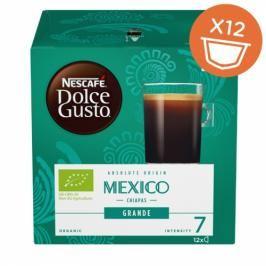 NESCAFÉ Mexico Chiapas Grande kávové kapsle 12 ks
