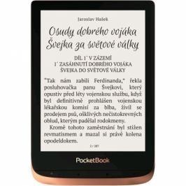 Pocket Book 632 Touch HD 3 - Spicy Copper (PB632-K-WW)