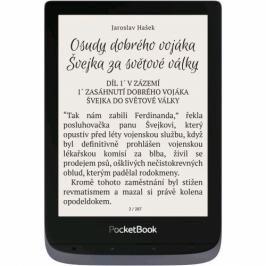 Pocket Book 632 Touch HD 3 - Metallic Grey (PB632-J-WW)