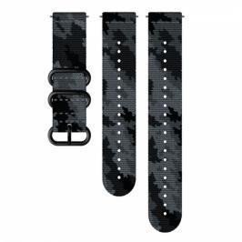 Suunto textilní velikost M a L - concrete/black (SS050230000)