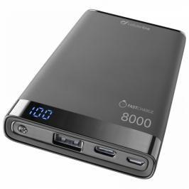 CellularLine Freepower Manta S 8000mAh, USB-C (FREEPMANTA8USBCK)