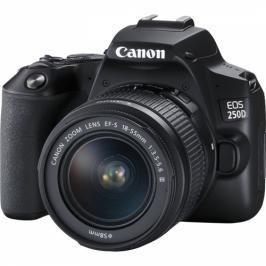 Canon 250D + 18-55 DC III (3454C003)
