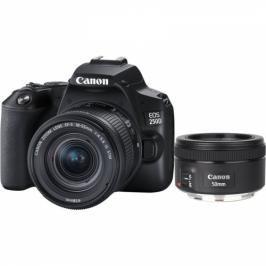 Canon 250D + 18-55 IS STM + 50f/1.8 STM (3454C013)