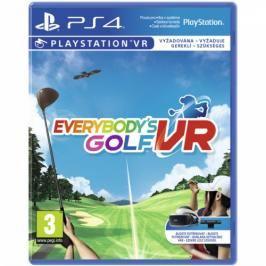 Sony PlayStation 4 Everybody's Golf VR (PS719920601)