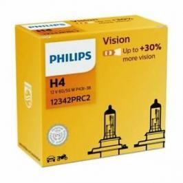 Philips Vision H4, 2 ks (12342PRC2)