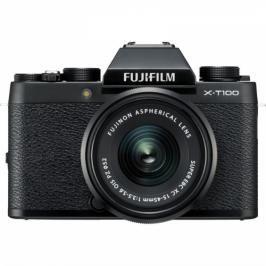 Fujifilm X-T100 + XC15-45