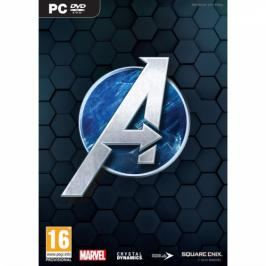 SQUARE ENIX PC Marvel's Avengers (5021290084766)