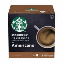 Starbucks MEDIUM HOUSE BLEND 12Caps