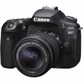 Canon 90D + 18-55 IS STM