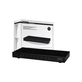 Digitus HDMI elektronický 1 -> 8 (DS-43300)