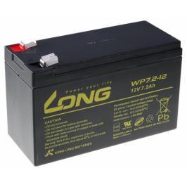 Avacom Long 12V 7,2Ah F2 (WP7.2-12 F2) (PBLO-12V007,2-F2A)